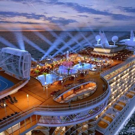 Krstarenje Polazak iz Barija